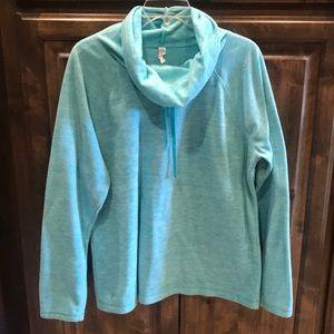 Ideology Space Dye Fleece Pullover XL $39!!